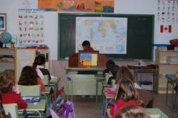 Viaje a través de los cuentos CIL Santa Marta y Asociación Rimal Sáhara-Tormes