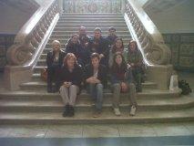 El Ayuntamiento de Valladolid recibe a nuestros alumnos