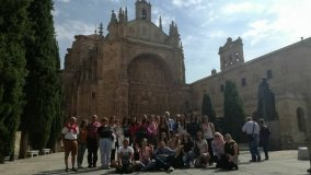 Excursión Salamanca