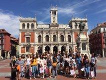 Plaza Mayor y Ayuntamiento de Valladolid