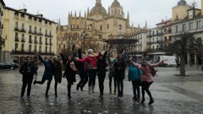 Excursión a Segovia