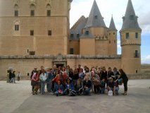Visita al Alcázar de Segovia