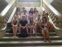 El Ayuntamiento de Valladolid recibe a nuestros alumnos (II)