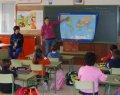 Comienzan las sesiones de sensibilización intercultural del CIL de Santa Marta de Tormes con alumnos de Primaria