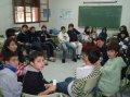 El CIL de la Fundación de la Lengua Española en Aguilar de Campoo organiza un taller en el Instituto Santa María la Real