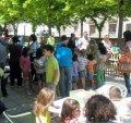El CIL de Cuéllar participa en la IV Feria de la Juventud de la localidad