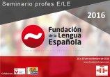 Seminario profesores E/LE 2016