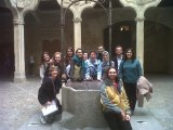 Grupo de alumnos visita Segovia, ciudad Patrimonio de la Humanidad