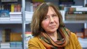 Svetlana Alexievich gana el Premio Nobel de Literatura 2015
