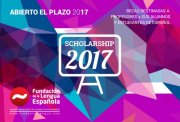 Programa BECAS/SCHOLARSHIPS 2017