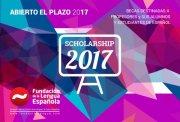 Programa Becas de Estudio 2017