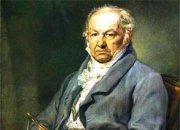 Esta semana dibujamos la figura de Goya con arteHistoria