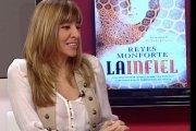 """Reyes Monforte nos presenta su última novela: """"La infiel"""""""