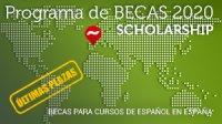 BECA / SCHOLARSHIP 2020