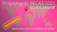 Scholarship / Becas 2021