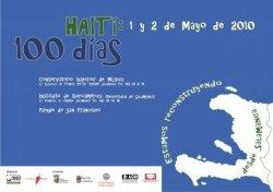 """El Centro de Integración Local, organiza junto con otras entidades, """"Haití 100 Días"""""""