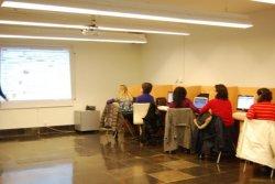 Casi cien alumnos han participado en los cursos de informática del Programa Iníci@te en el CIL de Santa Marta de Tormes (Salamanca)