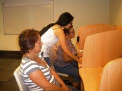 """Finaliza el curso """"Comunicaciones por Internet"""" en el CIL de santa Marta de Tormes"""