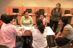 El CIL de Santa Marta y Cruz Roja por los derechos de la mujer