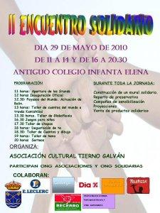 El CIL de Santa Marta de Tormes participa en el II Encuentro Solidario que organiza la Asociación Tierno Galván
