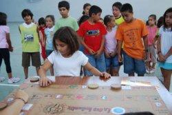 Jugando a la integración con los niños de Santa Marta de Tormes