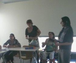 Diez mujeres participan en el proyecto Construyendo Ciudadanía en el CIL de Santa Marta de Tormes
