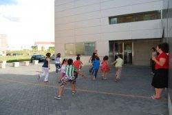 Finalizan los talleres interculturales del CIL de Santa Marta de Tormes