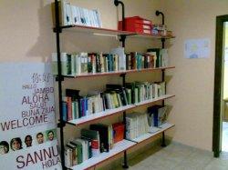 Biblioteca del Centro de Integración de Trobajo del Camino (León)