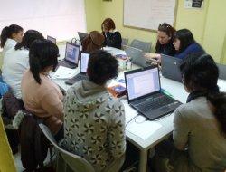 La Fundación de la Lengua Española imparte dos nuevos cursos del Programa Iníci@te en Aguilar de Campoo