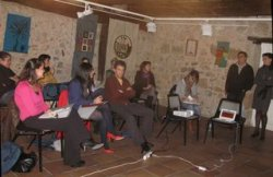 Aguilar forma a diez agentes de prevención de violencia de género.