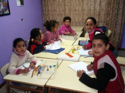 Actividades de sensibilización con la inmigración en la Casa Municipal de Aguilar de Campoo
