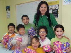 El CIL de Aguilar de Campoo, en la colaboración con Cruz Roja, hace posible que muchos niños reciban regalos de los Reyes Magos