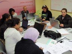 Casi noventa personas han participado en los cursos del Programa Iníciate en Aguilar de Campoo