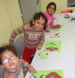 El CIL de Aguilar de Campoo participa en la fiesta intercultural del colegio Castilla y León