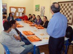 Taller de diversidad cultural en Aguilar de Campoo de la mano de su Centro de Integración Local
