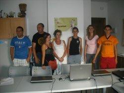 Ocho vecinos de Arévalo participan en el proyecto 'Construyendo Ciudadanía'