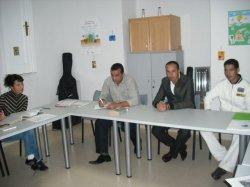 Alrededor de 70 participantes en el curso de teleasistencia