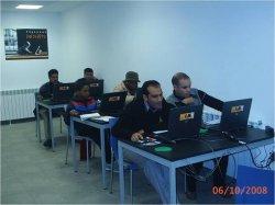 Taller de búsqueda de empleo por Internet en el CIL de Benavente