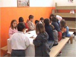 Cuentacuentos en el Colegio Las Eras de Benavente