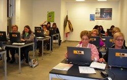 Apoyo escolar, clases de español, orientación laboral y cursos de informática; las principales actividades del Centro de Integración Local de Benavente en 2010