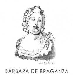Ilustración de Bárbara de Braganza