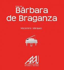 """Portada del libro """"Bárbara de Braganza"""""""