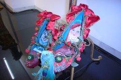 Exposición cuentos Rosana Largo