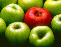 La manzana de la discordia