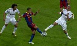 ¿Benefician los árbitros al Barça?
