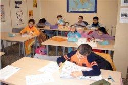 Taller de lectoescritura en el CIL de Briviesca