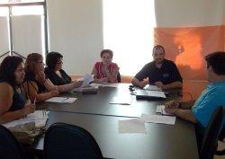 Ocho personas se forman como mediadores de conflictos en el CIL de El Burgo de Osma