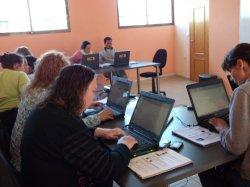 Concluyen dos cursos del Programa Iníci@ate en el Centro de Integración Local de El Burgo de Osma