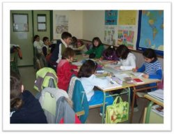 El Centro de Integración Local de El burgo de Osma ayuda a los niños con los deberes