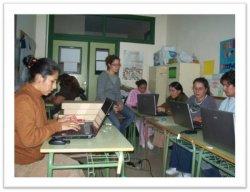 El CIL de El Burgo de Osma enseña a 20 adultos alfabetización informática